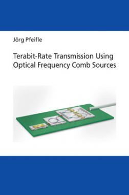 Terabit-Rate Transmission Using Optical Frequency Comb Sources