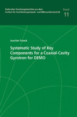 Systematic Study Of Key Components For A Coaxial-Cavity Gyrotron For Demo