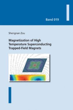 Magnetization Of High Temperature Superconducting Trapped-Field Magnets