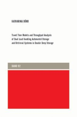 Travel Time Models And Throughput Analysis Of Dual Load Handling