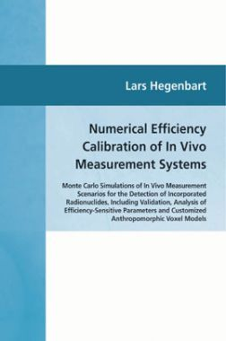 Numerical Efficiency Calibration Of In Vivo Measurement Systems