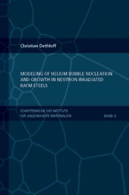Modeling Of Helium Bubble Nucleation And Growth In Neutron Irradiated Rafm Steels
