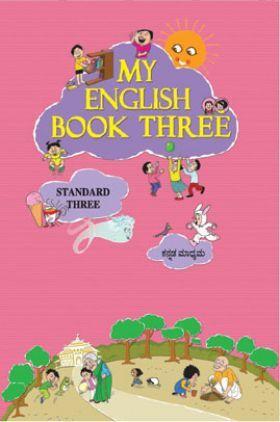 Kannada My English Book Textbook For Class-3
