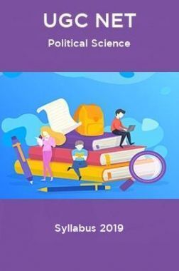 UGC NET Political Science Syllabus 2019