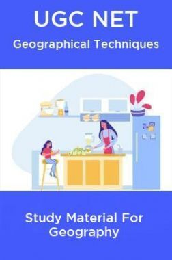 UGC NET  Geographical Techniques Study Material For Geography