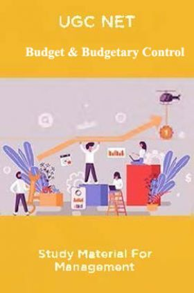 UGC NET Budget And Budgetary Control Study Material For Management
