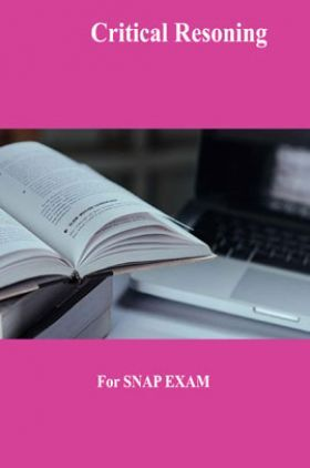 Critical Reasoning For SNAP EXAM