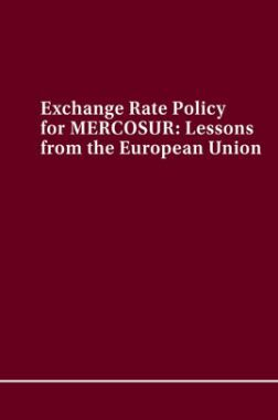 Exchange Rate Policy For Mercosur Lessons From The European Union