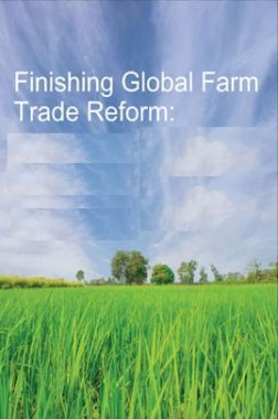 Finishing Global Farm Trade Reform