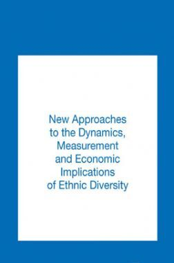 New Approaches To The Dynamics Measurement And Ethnic Diversity