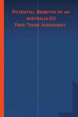 Potential Benefits Of An Australia EU Free Trade Agreement