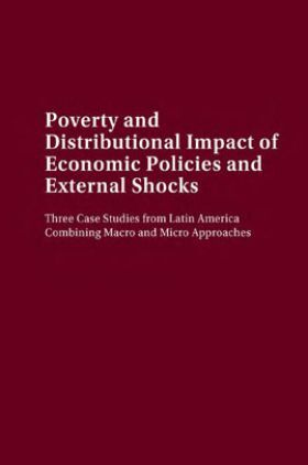 Poverty And Distributional Impact Of Economic Policies And External Shocks