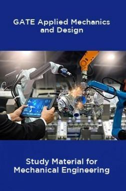 GATE Applied Mechanics And Design Study Material For Mechanical Engineering