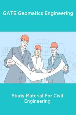 GATE Geomatics Engineering Study Material For Civil Engineering