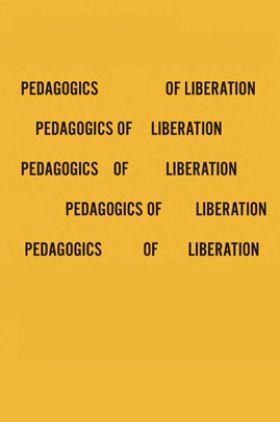 Pedagogics Of Liberation