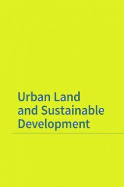 Urban Land And Sustainable Development