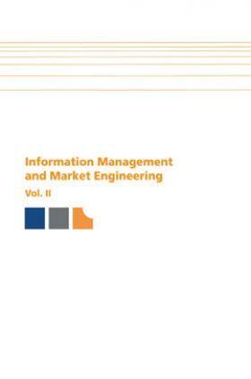 Information Management And Market Engineering Volume-II