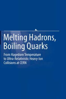 Melting Hadrons Boiling Quarks
