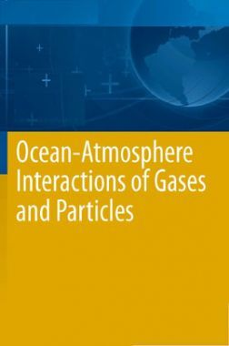 Ocean Atmosphere Interactions Of Gases And Particles
