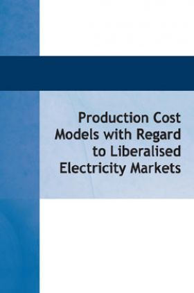 Production Cost Models With Regard To Liberalised Electricity Markets