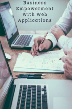 Business Empowerment With Web Applications