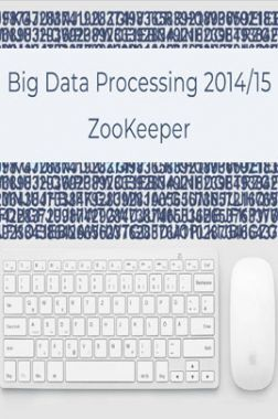 Big Data Processing 2014/15 Zookeeper