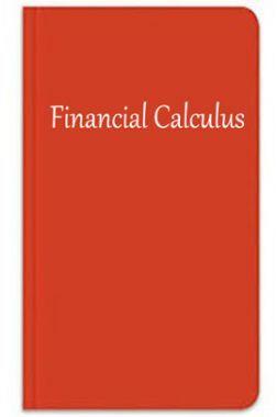 Financial Calculus