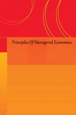 Principles Of Managerial Economics