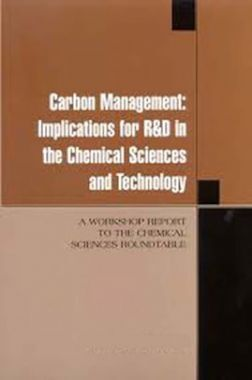 Carbon Management Implications For R&D In The Chemical Sciences And Technology