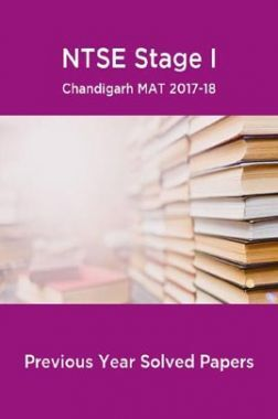 NTSE Stage I Chandigarh MAT 2017-18 (Solved Paper)