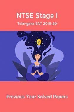NTSE Stage I Telangana SAT 2019-20 (Solved Paper)