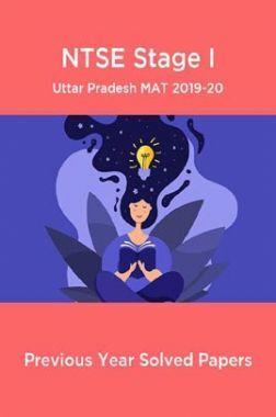 NTSE Stage I Uttar Pradesh MAT 2019-20 (Solved Paper)