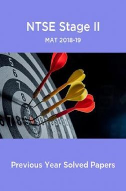 NTSE Stage II MAT 2018-19 (Solved Paper)