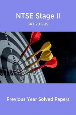 NTSE Stage II SAT 2018-19 (Solved Paper)