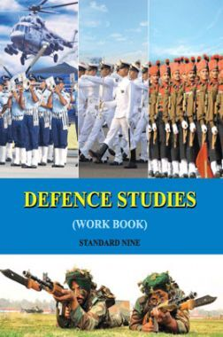 Maharashtra School Textbook Defence Studies For Class-9