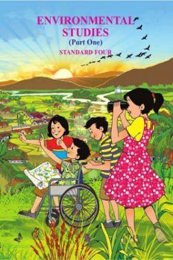 Maharashtra School Textbook Environmental Studies (Part-1) For Class-4