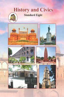 Maharashtra School Textbook History And Civics For Class-8