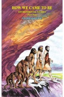Maharashtra School Textbook How We Come To Be (Environmental Studies Part-2) For Class-5