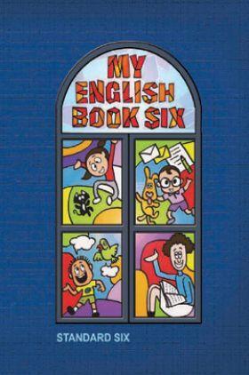Maharashtra School Textbook My English Book For Class-6