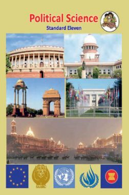 Maharashtra School Textbook Political Science For Class-11