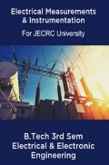 Electrical Measurements & Instrumentation B.Tech 3rd Sem Electrical & Electronic Engineering For JECRC University