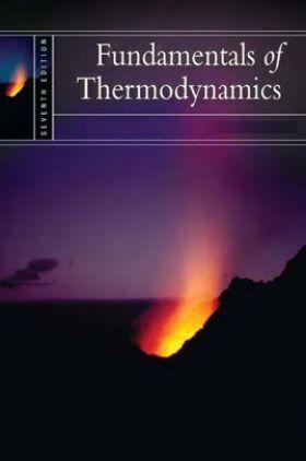 Fundamentals Of Thermodynamics Seventh Edition