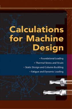 Calculations For Machine Design