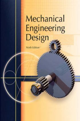 Mechanical Engineering Design Ninth Edition