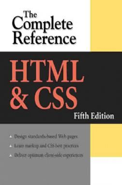 The Complete Reference HTML And CSS Fifth Edition