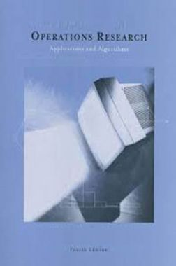 Operations Research Applications And Algorithms Fourth Edition