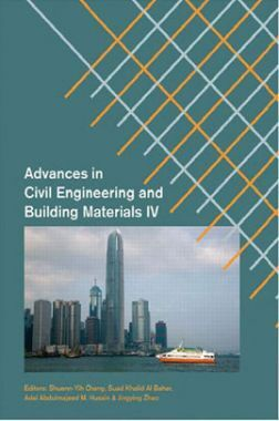 Advances In Civil Engineering And Building Materials - IV
