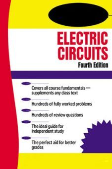 Theory And Problems Of Electric Circuits Fourth Edition