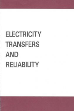 Electricity Transfers And Reliability