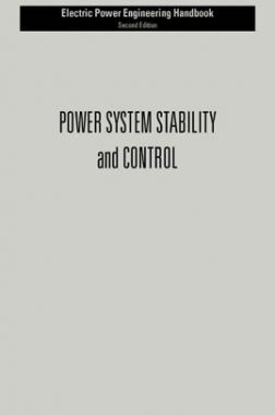 Power System Stability And Control Second Edition